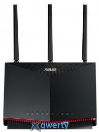 ASUS RT-AX86U WIFI6 AIMESH MU-MIMO GAMING ROUTER