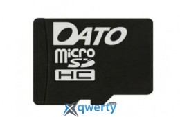 DATO microSDHC 8GB Class 10 W-45MB/s R-90MB/s (DTTF008GUIC10)