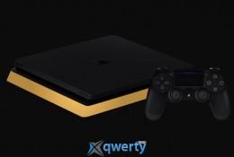 Наклейка dBrand PlayStation 4 Slim Bottom Yellow