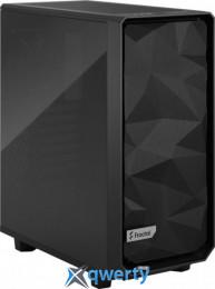 Fractal Design Meshify 2 Compact Dark Tempered Glass Black (FD-C-MES2C-02)