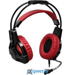 DEFENDER LESTER BLACK+RED (64541)