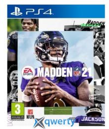 Madden NFL 21 PS4 (английская версия)