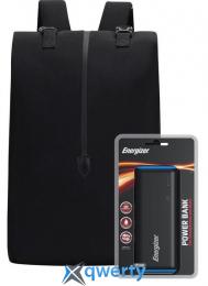 ENERGIZER EPB004 (BLACK) + POWERBANK UE10007 (BLACK) (EPB004-BK+UE10007)