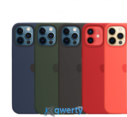Silicone Case with Animation MagSafe iPhone 12 Pro Max