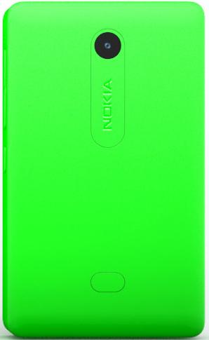 Нокиа аша 501 зеленый