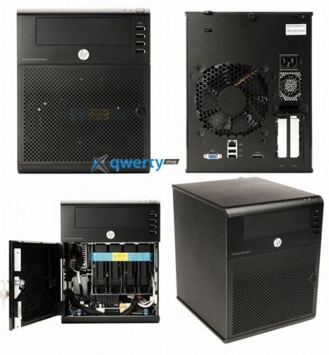 HP ProLiant MicroServer без ПО