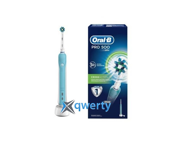 BRAUN ORAL-B CROSS ACTION PRO 500
