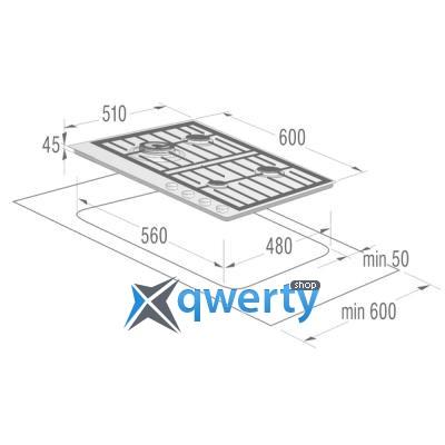 Gorenje GW600 (GW641UX)
