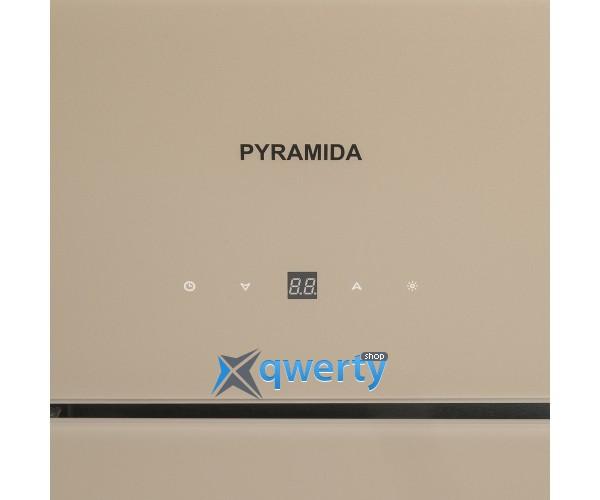 PYRAMIDA HES 30 (C-600 MM) SAND /AJ