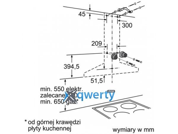 BOSCH DWW097A50