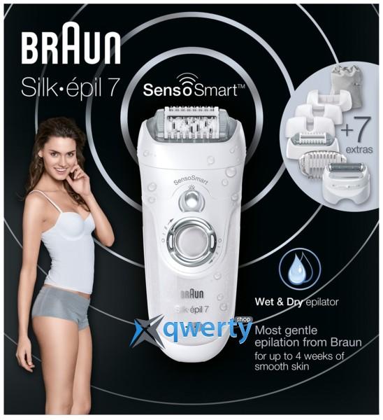 Braun Silk epil 7 SES 7/880