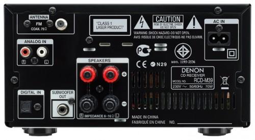 Denon RCD-M39