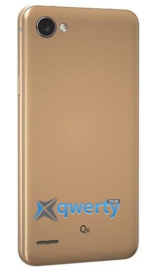LG Q6 (M700AN) (Gold (LGM700AN.ACISKG))