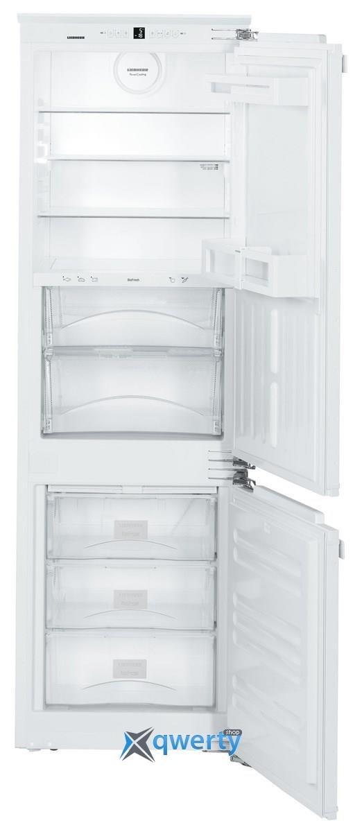 liebherr icbn 3324 comfort biofresh nofrost. Black Bedroom Furniture Sets. Home Design Ideas