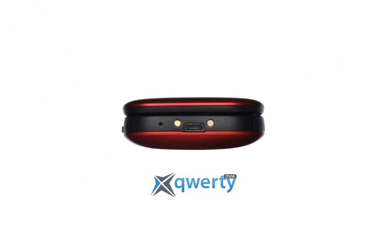 2E E181 Dual Sim Red