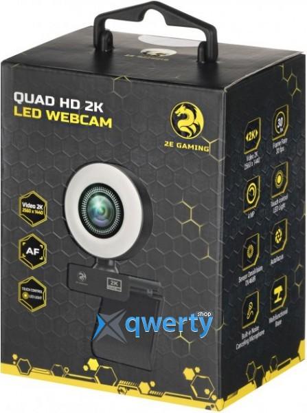 2E Gaming Quad HD 2K LED (2E-WC2K-LED)