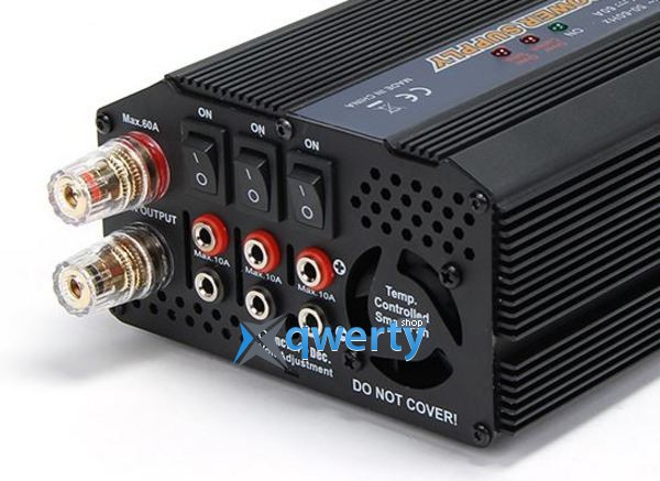 AC-DC Turnigy 13-18V 60A 110V-220V 1080W