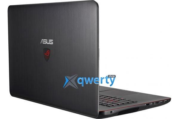ASUS G771JW-T7050H 240GB SSD+750GB HDD