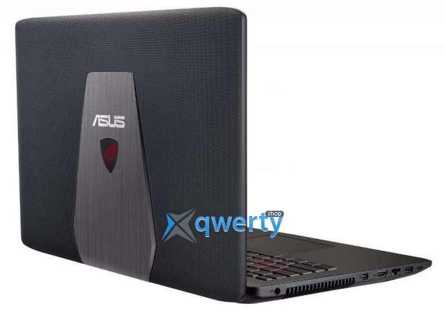 ASUS GL752VW-T4053T 240GB M.2 + 1TB HDD