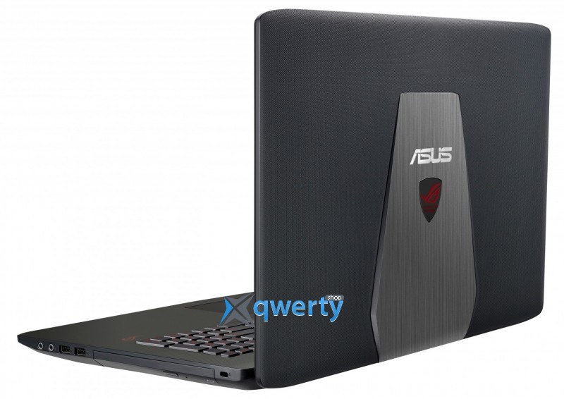 ASUS GL752VW-T4053T 480GB SSD 12GB