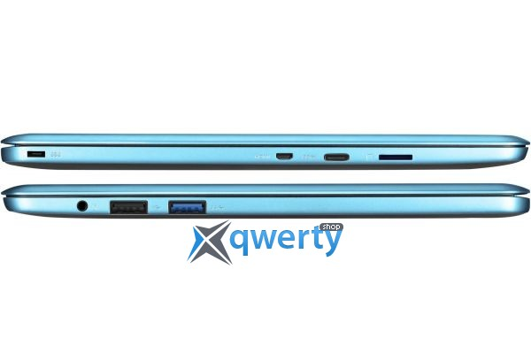 Asus EeeBook E202SA (E202SA-FD0007D) Blue