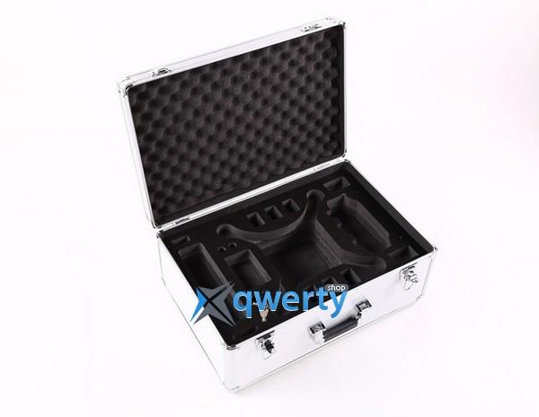 Boscam Кейс алюминиевый для квадрокоптеров DJI Phantom 3, Phantom2, Vision +, Walkera QRX350 PRO