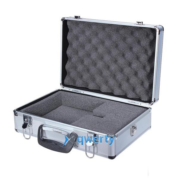 Boscam Кейс алюминиевый для радиоаппаратуры вставка поролон с зонированной нарезкой