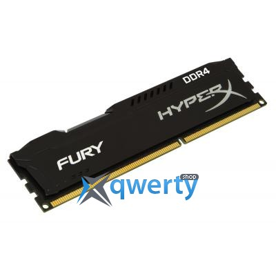 DDR4 8GB 2133 MHZ FURY BLACK KINGSTON (HX421C14FB/8)