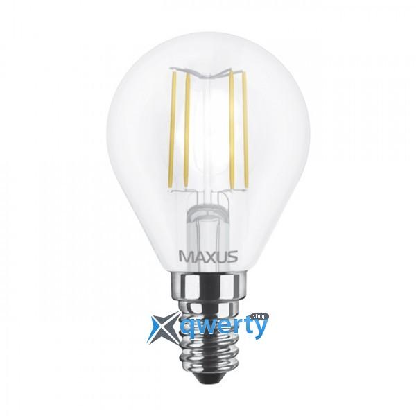 G45, 4W, мягкий свет, E14 (1-LED-547)