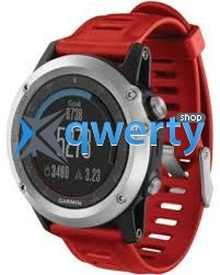 GARMIN FENIX 3 MULTISPORT TRAINING GPS WATCH SILVER