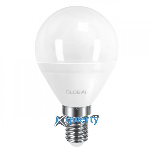 GLOBAL G45 F 5W мягкий свет 220V E14 AP (1-GBL-143)