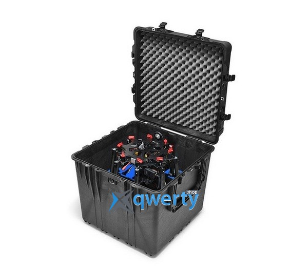 Goprofessionalcases Кейс пластиковый для DJI S1000 673х673х641мм 20кг