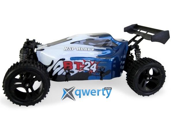 HSP BT24 1:24 багги 4WD электро синий RTR