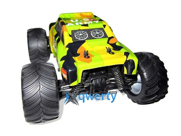 HSP Bigfoot24 1:24 4WD электро зеленый RTR
