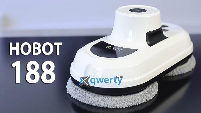 Hobot 188 - 12 мес. гарантии