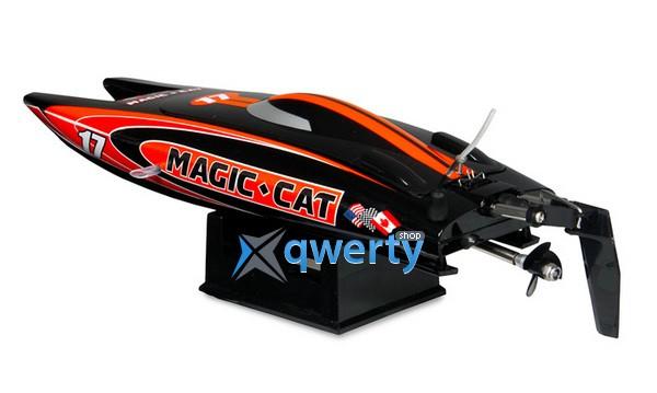 Joysway Magic Cat V3 0,265м 2.4ГГц электро красно-чёрный RTR