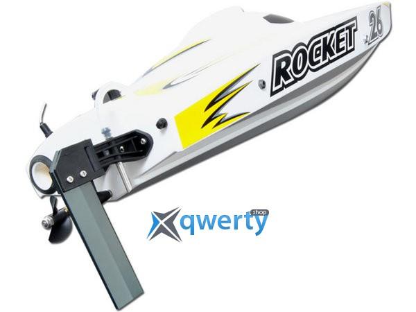 Joysway Rocket 0,61м 2.4ГГц электро бесколлекторный бело-желтый RTR (без АКБ)