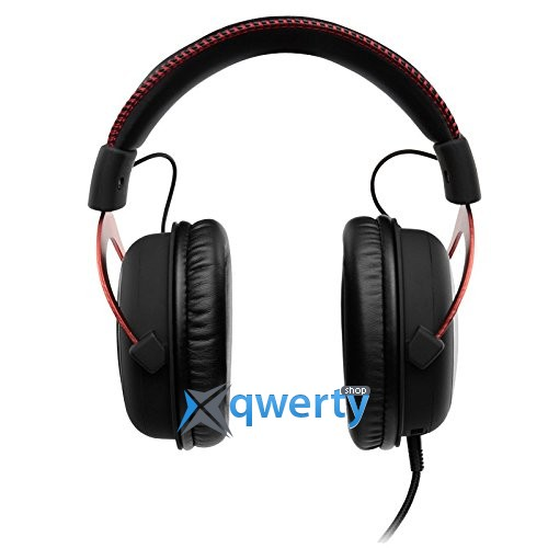 Kingston HyperX Cloud II (KHX-HSCP-RD) Red