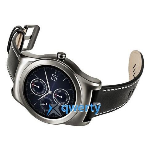 LG Watch Urban Silver
