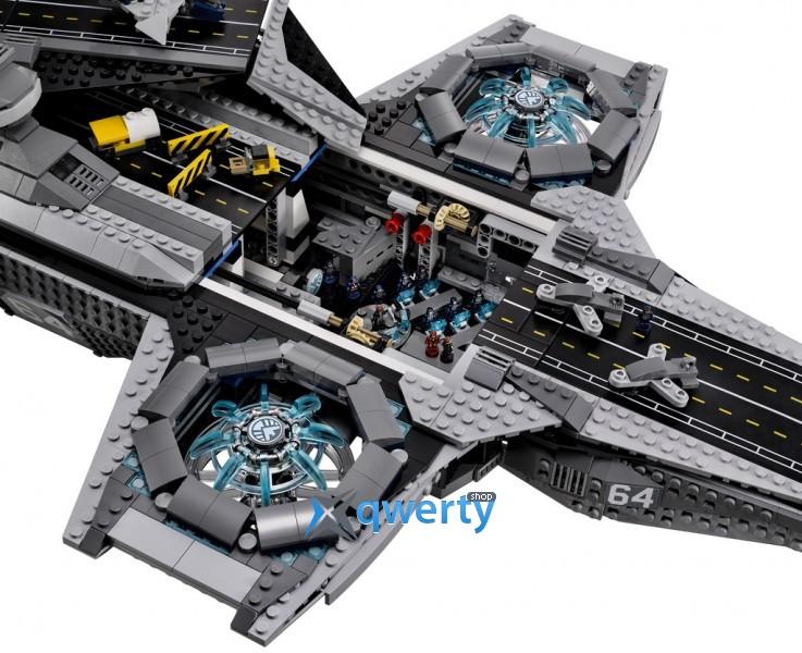 Lego Воздушный Перевозчик Организации Щ.И.Т. (75092)