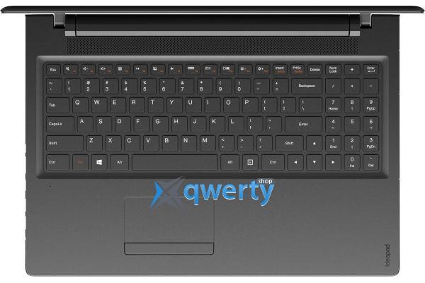 Lenovo IdeaPad 100-15 (80QQ008BUA) Black