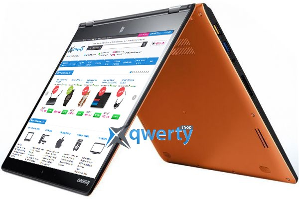 Lenovo Yoga 700-14 (80QD005XUA) Orange