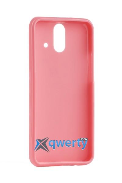 MELKCO HTC One E8 Poly Jacket TPU Pink