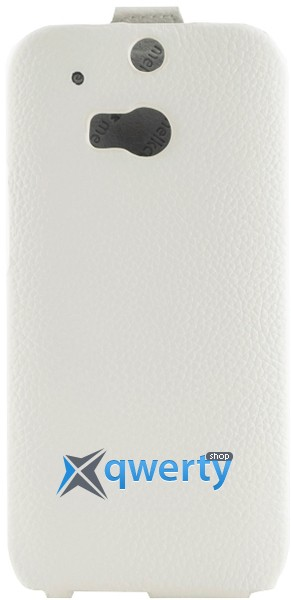 MELKCO HTC One M8 Jacka Type White Белый