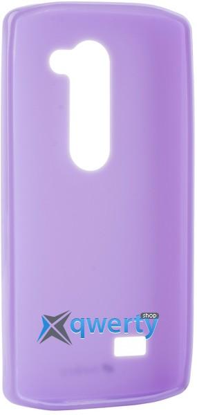MELKCO LG Leon Poly Jacket TPU (Фиолетовый)