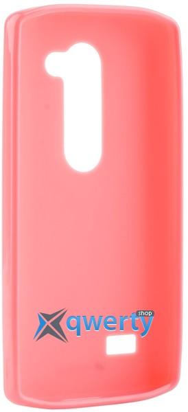 MELKCO LG Leon Poly Jacket TPU (Розовый)