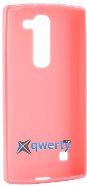 MELKCO LG Spirit Poly Jacket TPU (Розовый)