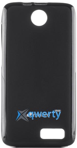 MELKCO Lenovo A526 Poly Jacket TPU Black Черный