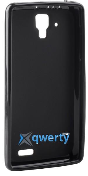 MELKCO Lenovo A536 Poly Jacket TPU (Черный)