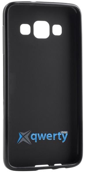 MELKCO Samsung A3 Poly Jacket TPU (Черный)